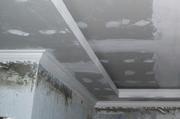Потолок из гипсокартона для начинающих