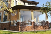 Мягкие окна для беседок и веранд в Усть-Каменогорске